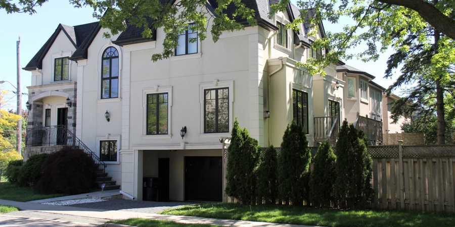 Custom Home Project on Ledbury Ave – Toronto