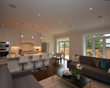 custom homes oakville