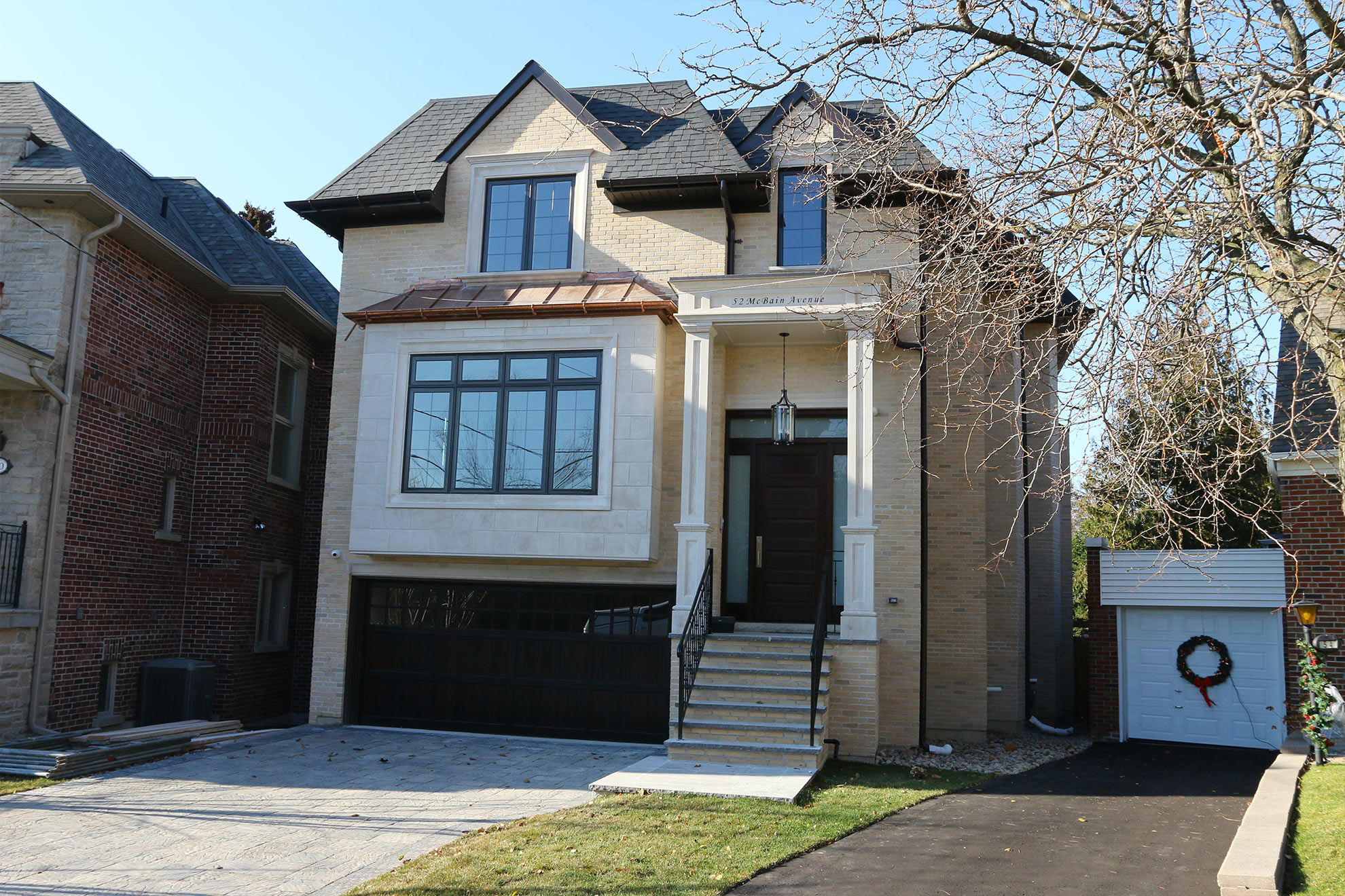 luxury home builders toronto