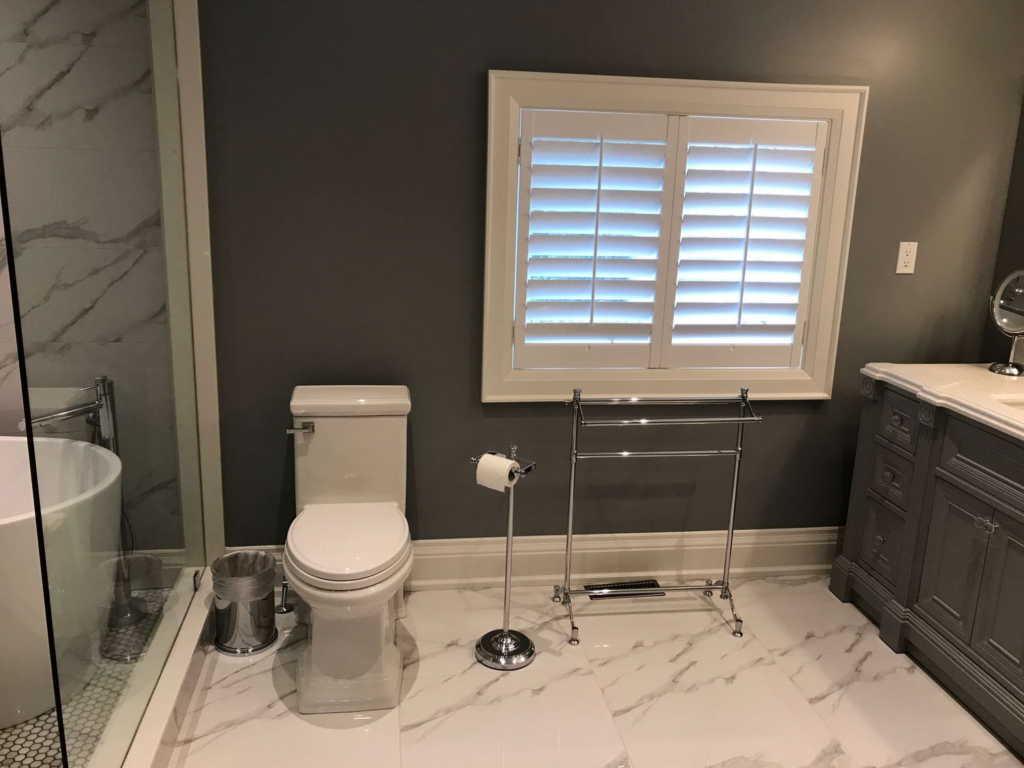 Amazing Custom Bathroom in Luxury Home