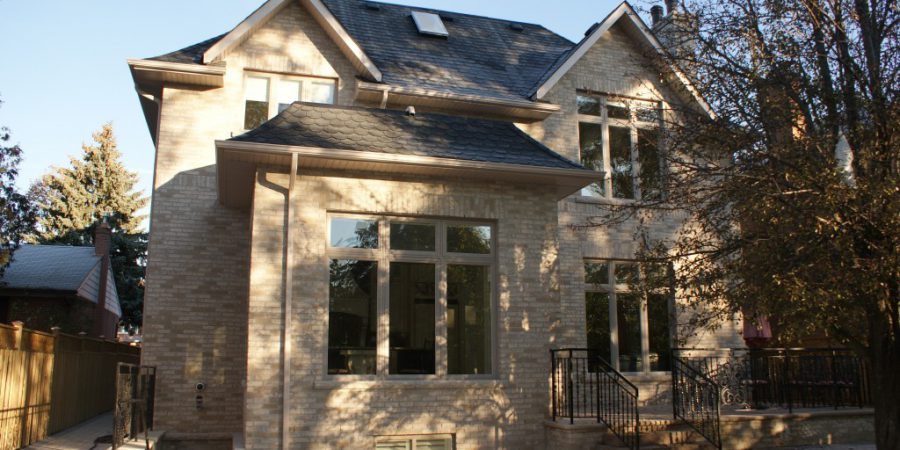 modern home designers toronto