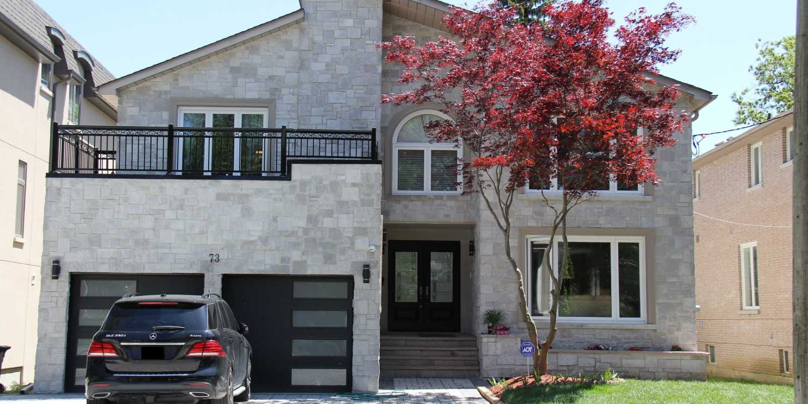 Photo of Custom Home in Toronto