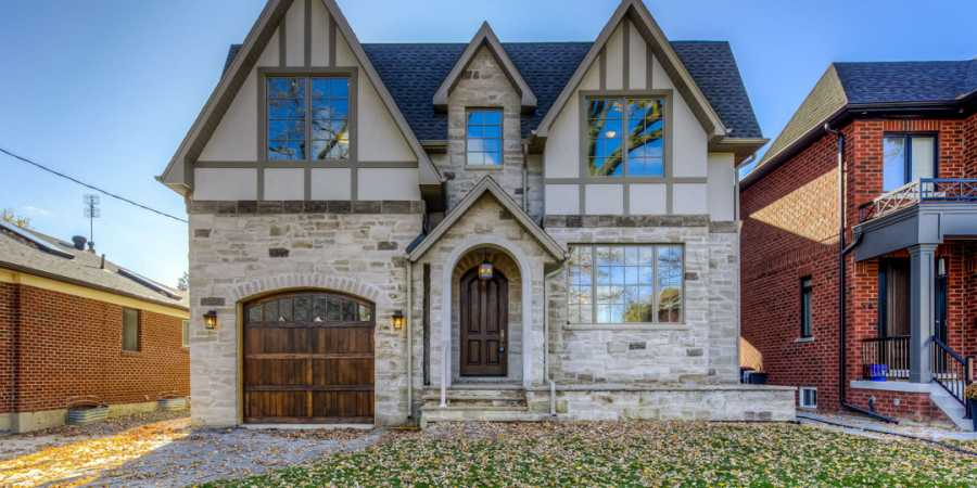 Custom Home on Victor Ave – Etobicoke