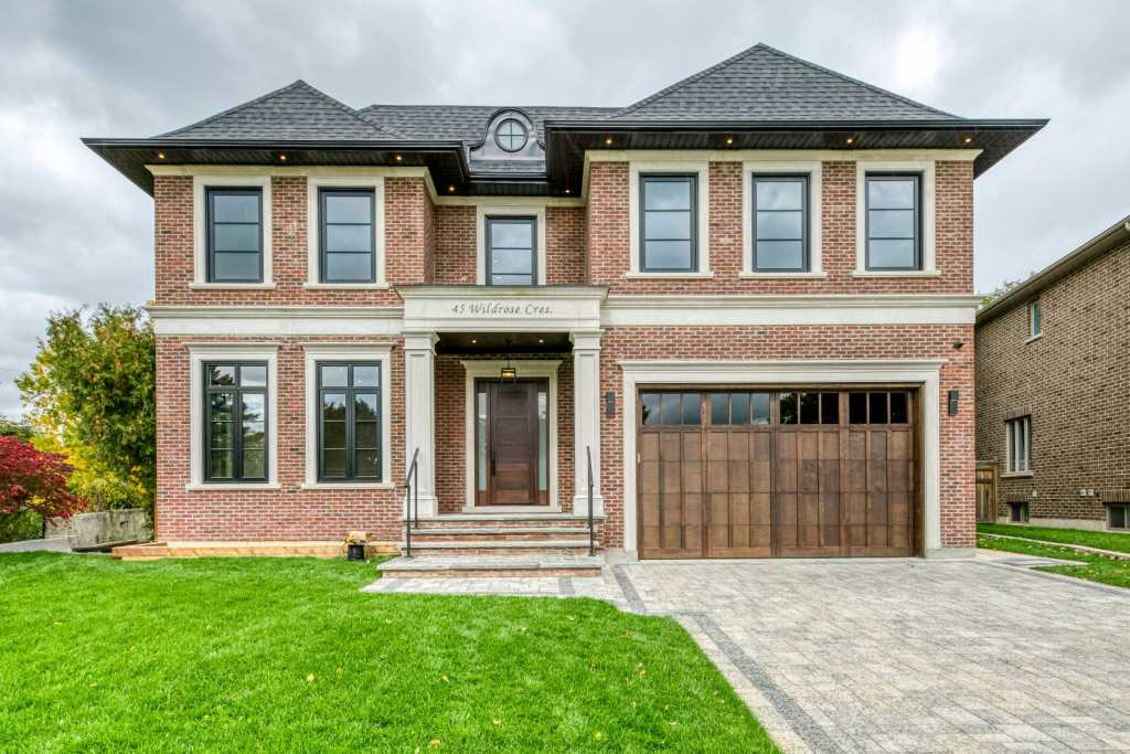 amazing custom home -black pearl home builders toronto